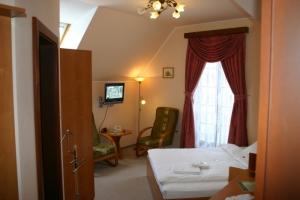 Izba s francúzskou posteľou